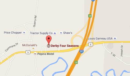 Derby Four Seasons Inn & Suites